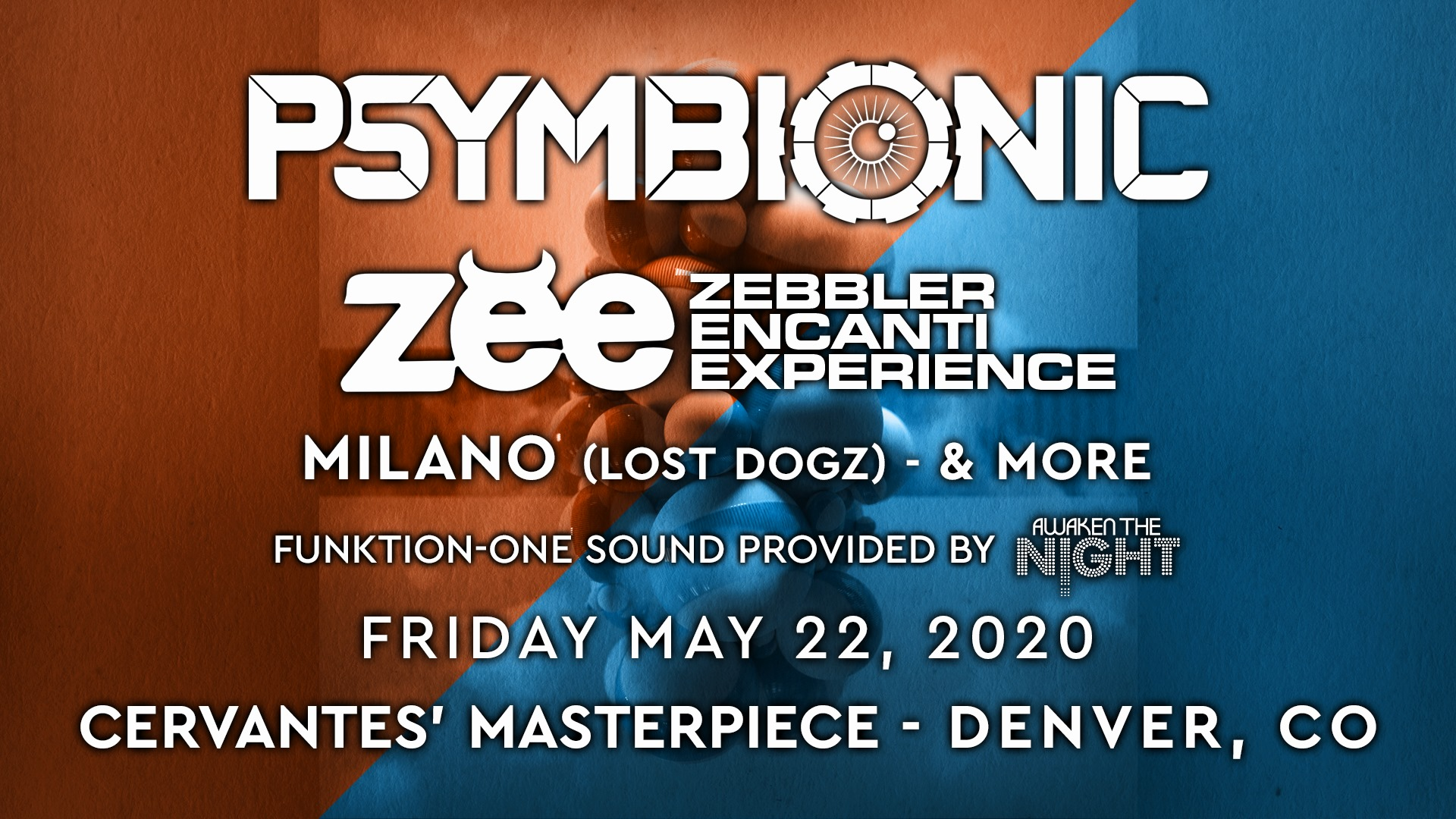 Psymbionic and Zebbler Encanti Experience w/ Milano (Lost Dogz) + More