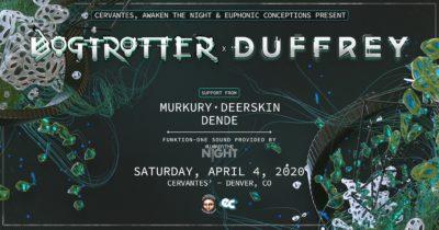 BogTroTTeR x Duffrey w/ Murkury, Deerskin, Dende